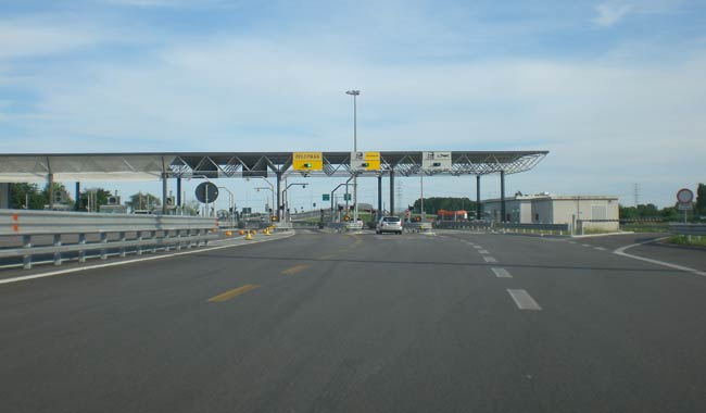 Autostrade e tangenziali piu care nel 2018