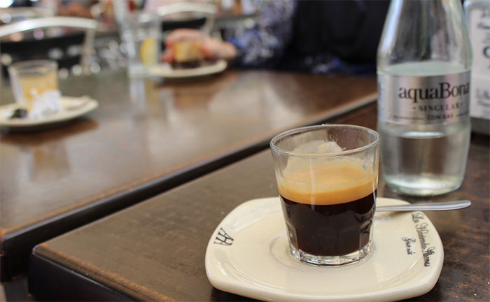caffe pagamento con bancomat